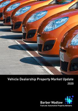 2020 Vehicle Dealership Property Market Update