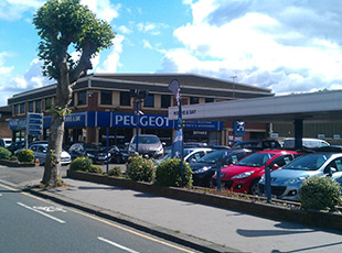 9 Peugeot / Citroen Dealerships, Nationwide
