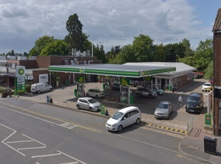 BP/M&S, Epsom Road, Guildford