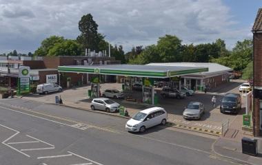 BP/M&S Simply Food, Epsom Road, Guildford, Surrey, GU1 2RB