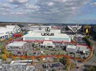 Toyota/Lexus/Bentley/Lamborghini Dealership, Fort Parkway, Birmingham