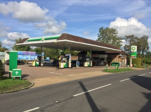 Burwash Service Station, Burwash, East Sussex