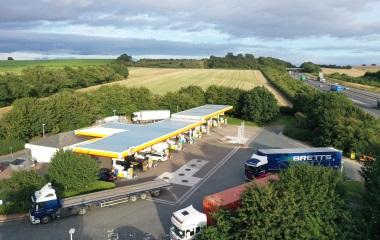 Shell Forecourt & C-Store, A1, Markham Moor, Nottinghamshire, DN22 0PG
