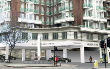 Dorset House Service Station, 170 Marylebone Road, London, NW1 5AR