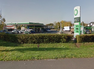 BP/M&S Petrol Filling Station, Ely, Cambridgeshire