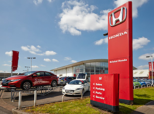 Toyota / Honda Dealership, Bristol