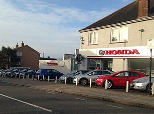 Honda Dealership, Wandsworth