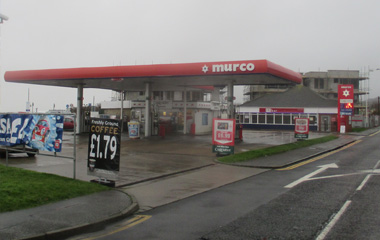 Hythe Service Station, Seabrook Road, Hythe, Kent, CT21 5RS
