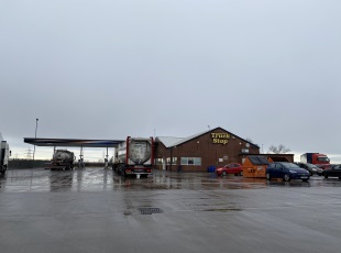 Ulceby Truckstop, Immingham