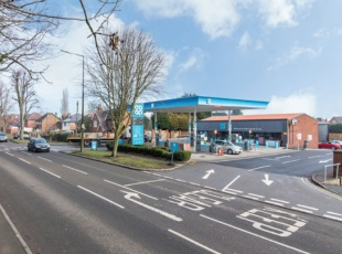 Co-Op Petrol Filling Station & C-Store, Ilkeston
