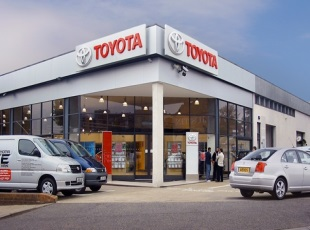 Jemca Toyota, London