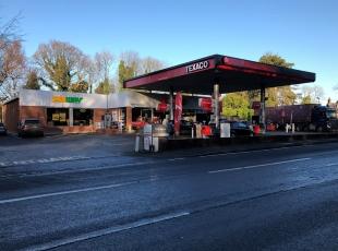 Lenham Service Station, Lenham, Kent