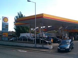 Applegreen, Luton, Bedfordshire