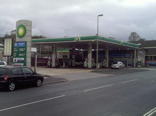 Motor Fuel Group (48 petrol filling stations), Nationwide