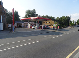 Murco Petrol Filling Station, Morden, Surrey