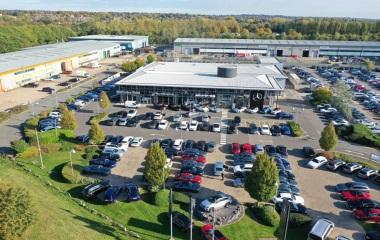 Sytner Mercedes Benz Northampton, Riverside Retail Park, Northampton, NN3 9HG