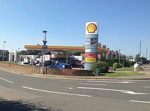 2 Petrol Filling Stations, Peterborough & St Leonards On Sea