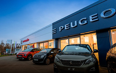 Peugeot Citroen Dealership, 77 Mill Lane / Edge Lane, Liverpool, L13 4EJ
