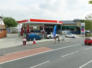 Portsbridge Service Station, Cosham