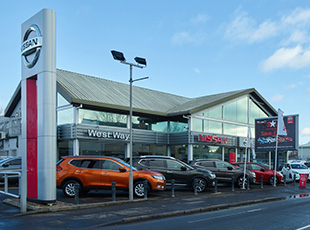 Nissan Dealership, Acocks Green, Birmingham