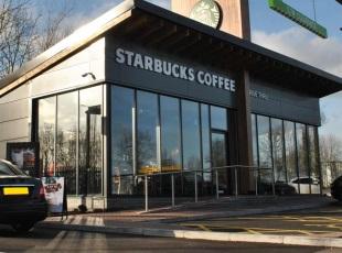 Greggs/Starbucks Drive-Thru', Broxburn, West Lothian, EH52 5BQ