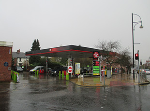 Co-Op Petrol Filling Station, Stockport