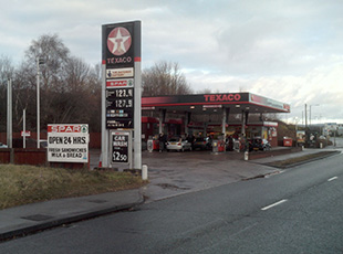 4 Petrol Filling Stations, Swansea & Port Talbot, South Wales
