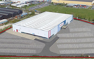 Car Supermarket, Tinsley Park, Sheffield, West Yorkshire, S9 1XU