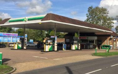 Burwash Service Station, A265 Heathfield Road, Burwash, East Sussex, TN19 7HN