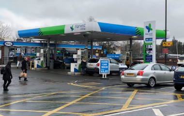 City Service Station, Commercial Road, Hereford, Herefordshire, HR1 2BG