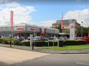 Toyota Dealership, Aylesbury