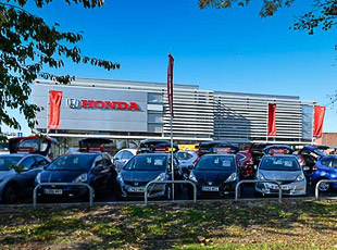 Honda Dealership, Orpington, Kent