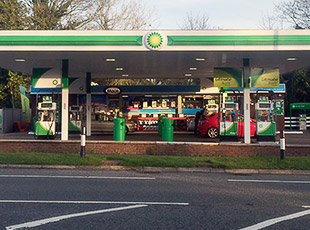 Manor Service Stations Ltd (9 petrol filling stations)