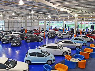 Motorpoint Car Supermarket, Birtley, Tyne & Wear