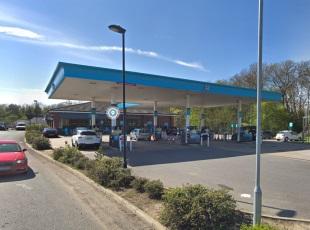 Co-Op Petrol Filling Station, Gosforth