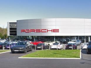 Porsche Centre, Gallions Reach, East London, E6 6EY
