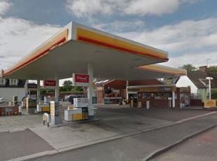 Aston Clinton Service Station, Aston Clinton, Buckinghamshire