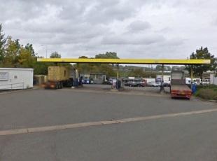 Crawley Crossing Truckstop, J13 M1, Milton Keynes