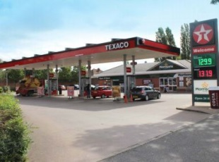 Rontec Petrol Filling Station, Wolverhampton