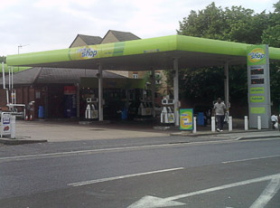 Park Garage Group Plc (7 petrol filling stations), Nationwide