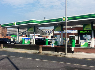 Retail Fuels Limited (9 petrol filling stations)