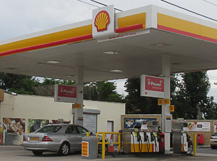 Portfolio of 90 Shell Petrol Filling Stations, Nationwide