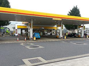 Shell Petrol Filling Station, Milton Keynes