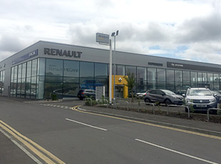 Nissan Tunbridge & Hyundai, Maserati and Renault Maidstone