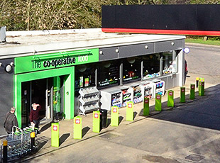 Co-Op Forecourts / C-Stores, Hemel Hempstead & Roehampton Vale